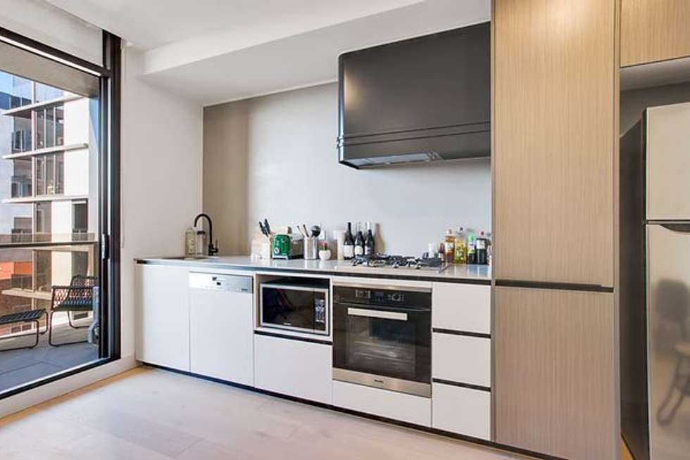 Fourth view of Homely apartment listing, Unit 324/33 Judd St, Richmond VIC 3121