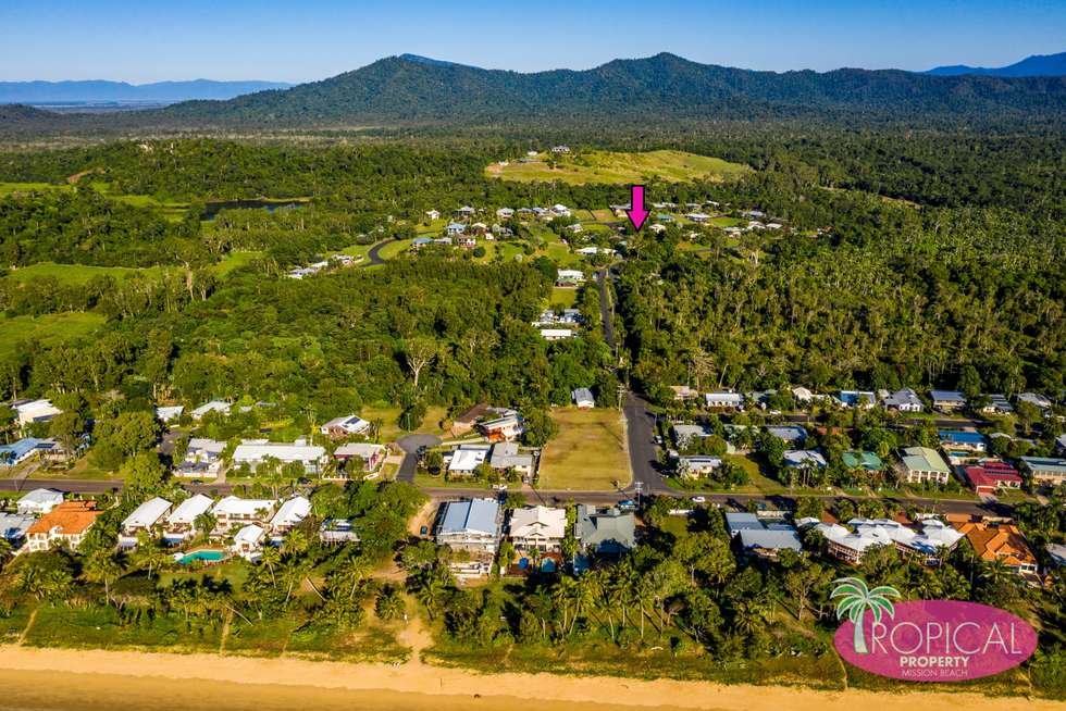 Fifth view of Homely house listing, 3 Timana Tce, Wongaling Beach QLD 4852