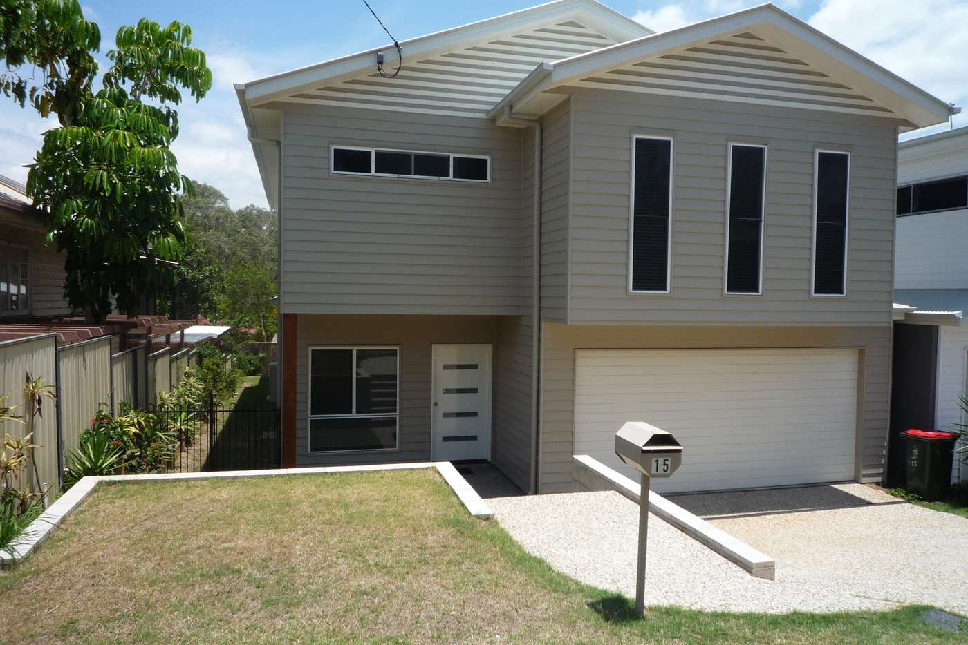Main view of Homely house listing, 15 Wighton Street, Sandgate QLD 4017