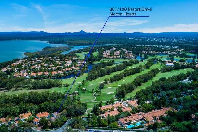 Unit 801/100 Resort Dr, Noosa Heads QLD 4567