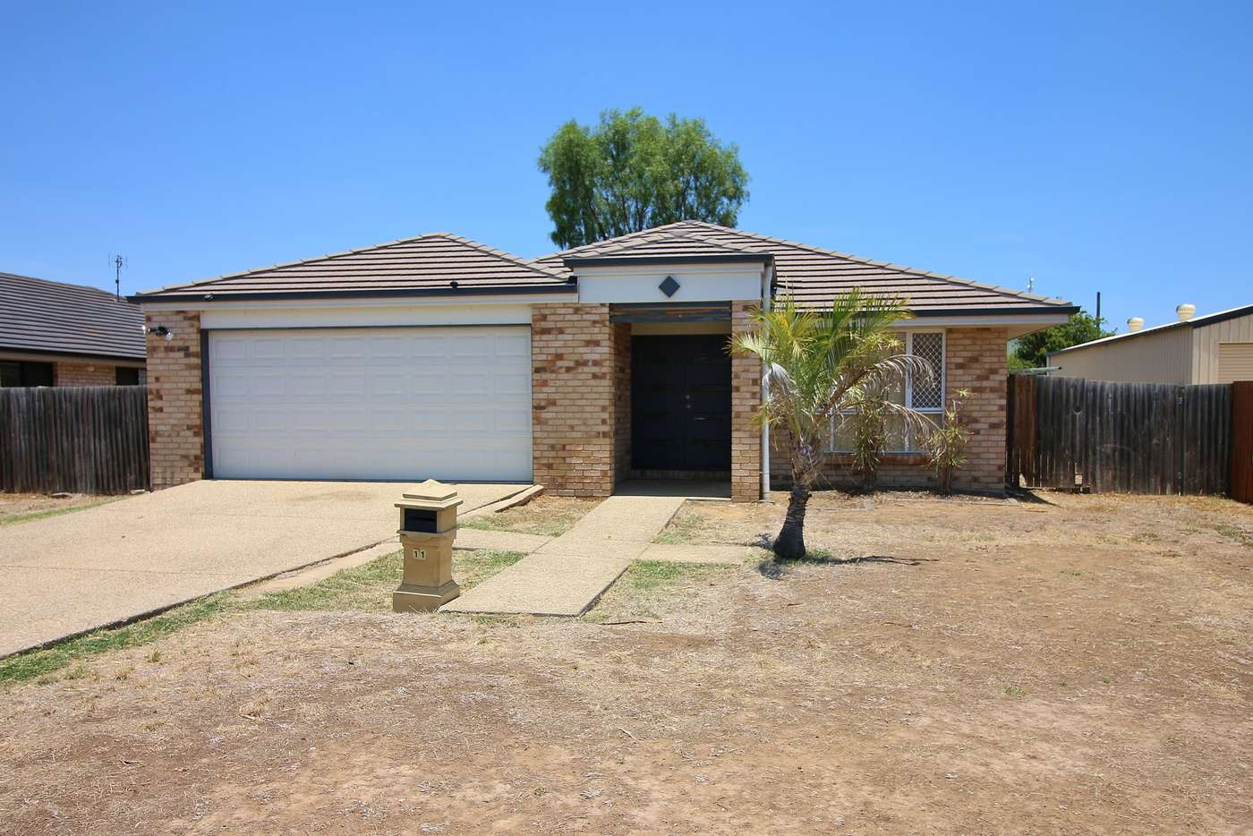 Main view of Homely house listing, 11 Stanford Pl, Laidley QLD 4341