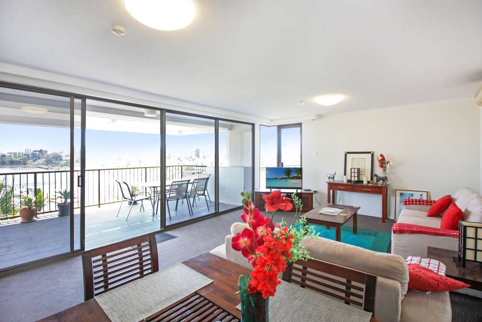 Second view of Homely apartment listing, 10/77 Cairns St, Kangaroo Point QLD 4169