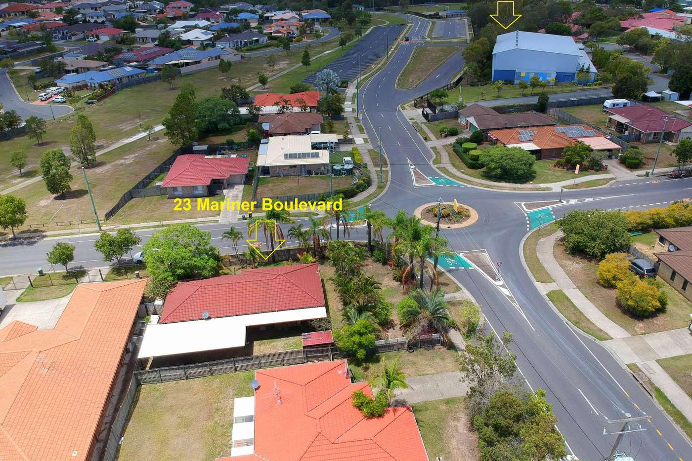 Main view of Homely house listing, 23 Mariner Bvd, Deception Bay QLD 4508