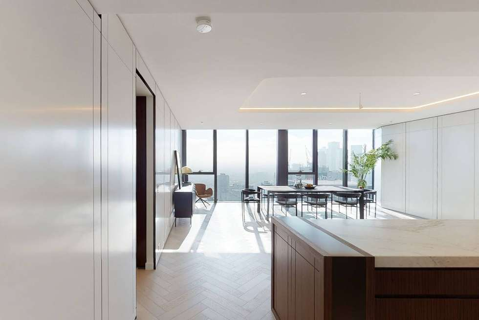 Fourth view of Homely apartment listing, Unit 5602/464 Collins St, Melbourne VIC 3000