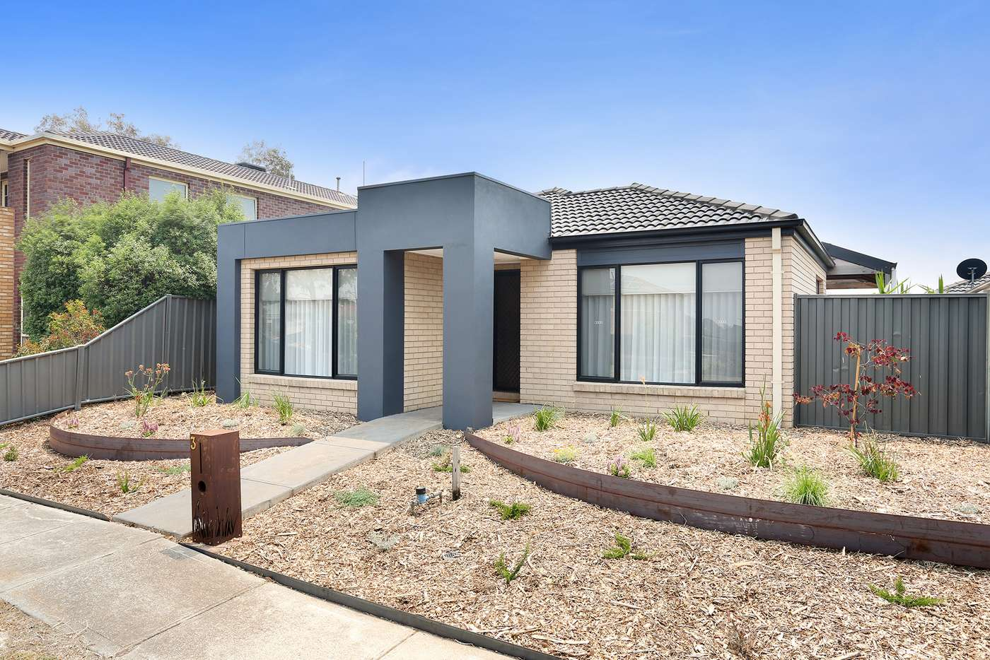 Main view of Homely house listing, 3 Lysterfield Walk, Manor Lakes VIC 3024