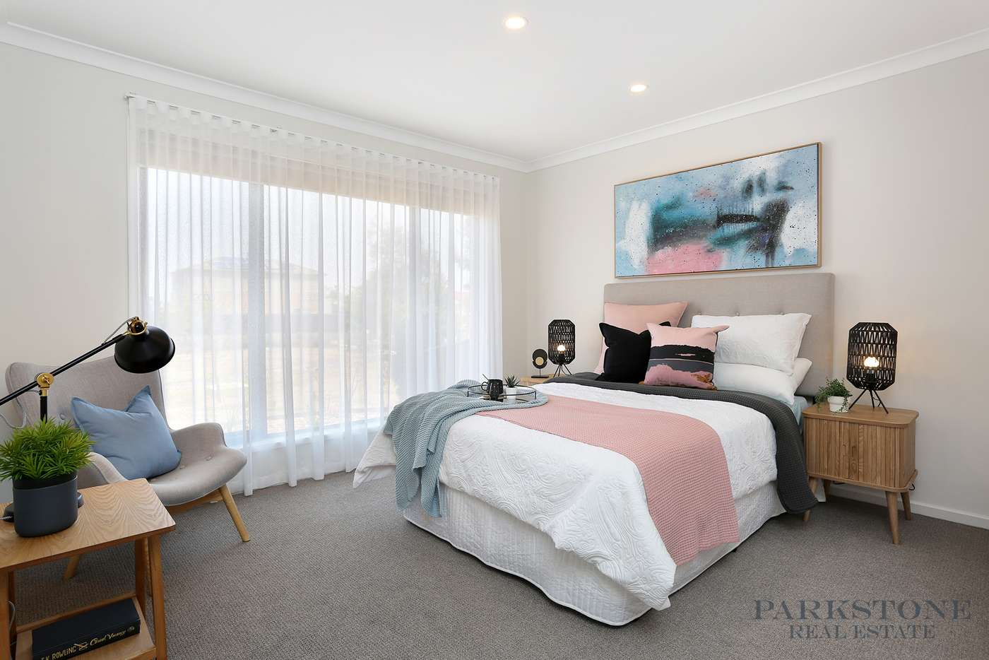 Sixth view of Homely house listing, 3 Lysterfield Walk, Manor Lakes VIC 3024
