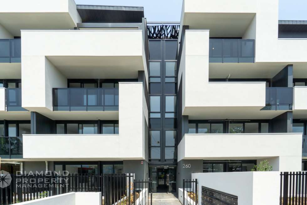 Second view of Homely apartment listing, Apt Two/260 Burwood Highway, Burwood VIC 3125