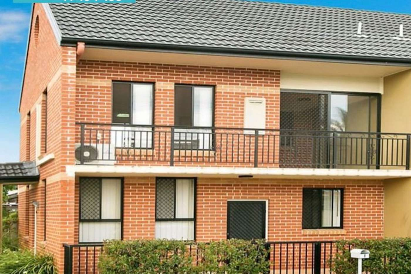 Main view of Homely townhouse listing, Villa 1/9 GRAY Street, Granville NSW 2142