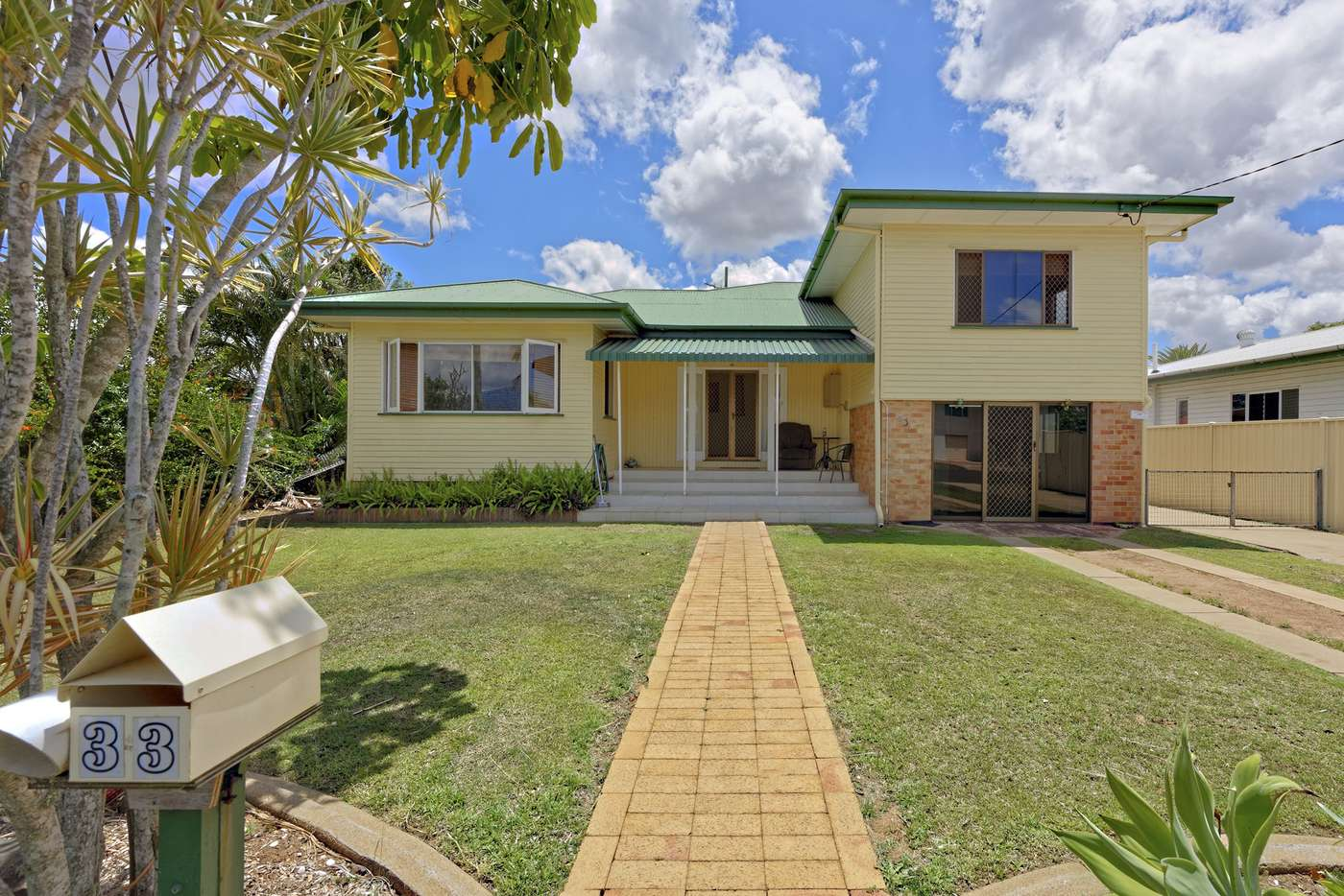Main view of Homely house listing, 33 Wainwright St, Svensson Heights QLD 4670