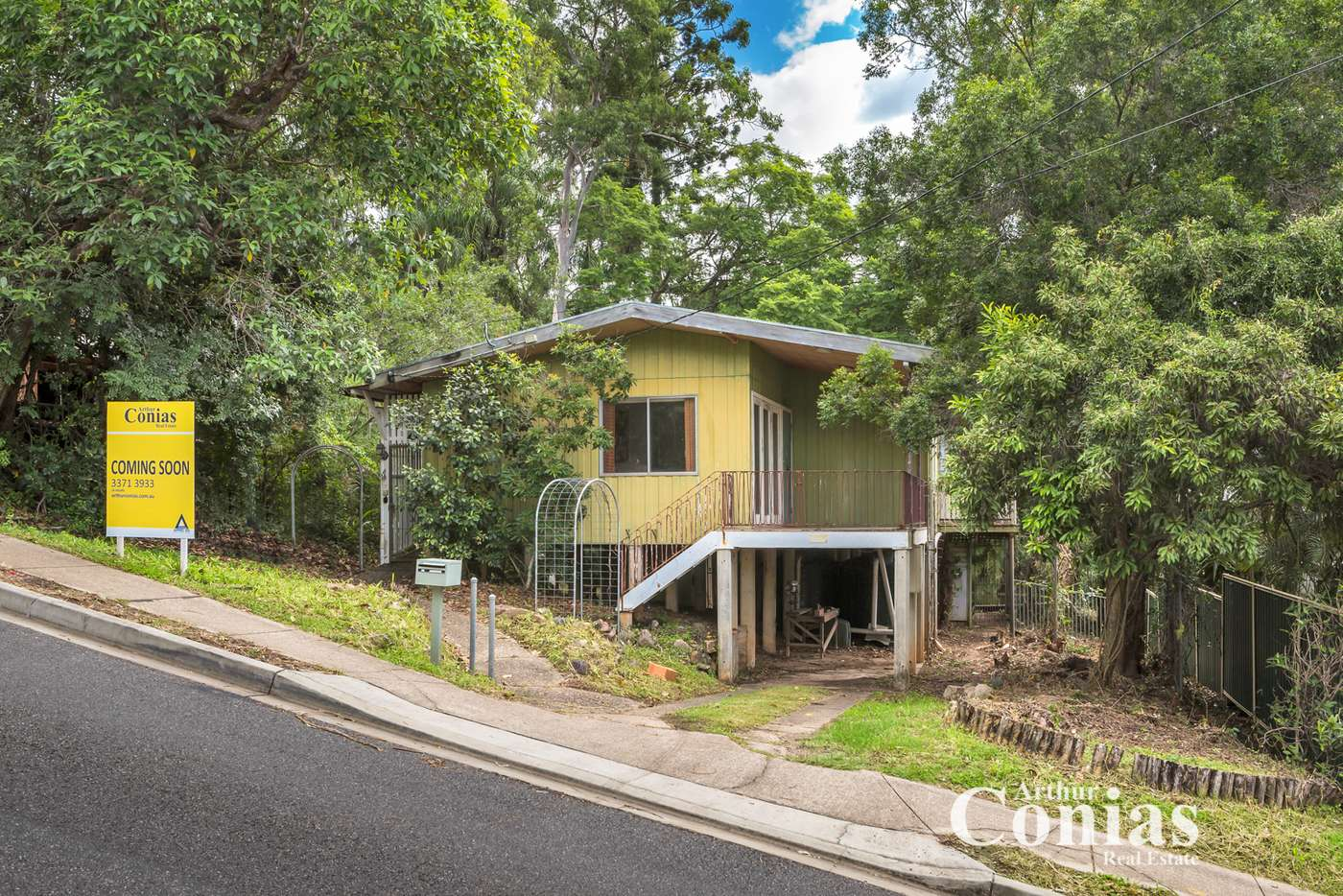 Main view of Homely house listing, 85 Bywong St, Toowong QLD 4066