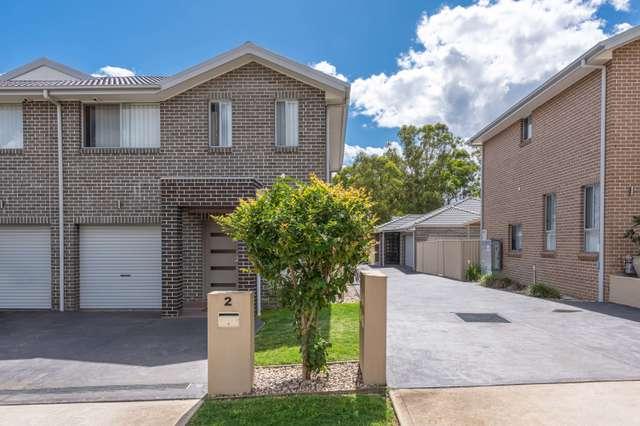 Villa 2/21 Alamar Cres, Quakers Hill NSW 2763