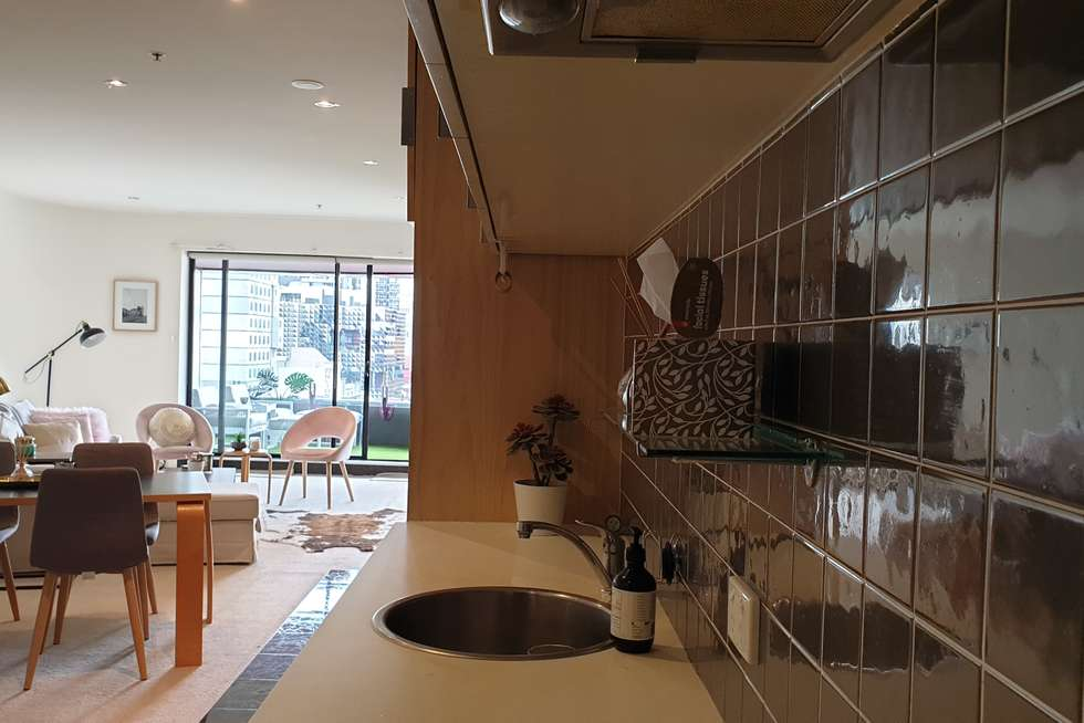 Third view of Homely apartment listing, 300 Swanston St, Melbourne VIC 3000