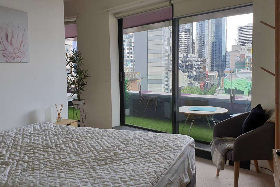 Fourth view of Homely apartment listing, 300 Swanston St, Melbourne VIC 3000