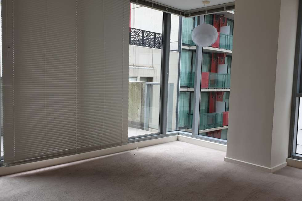 Second view of Homely apartment listing, 8 Exploration Lane, Melbourne VIC 3000