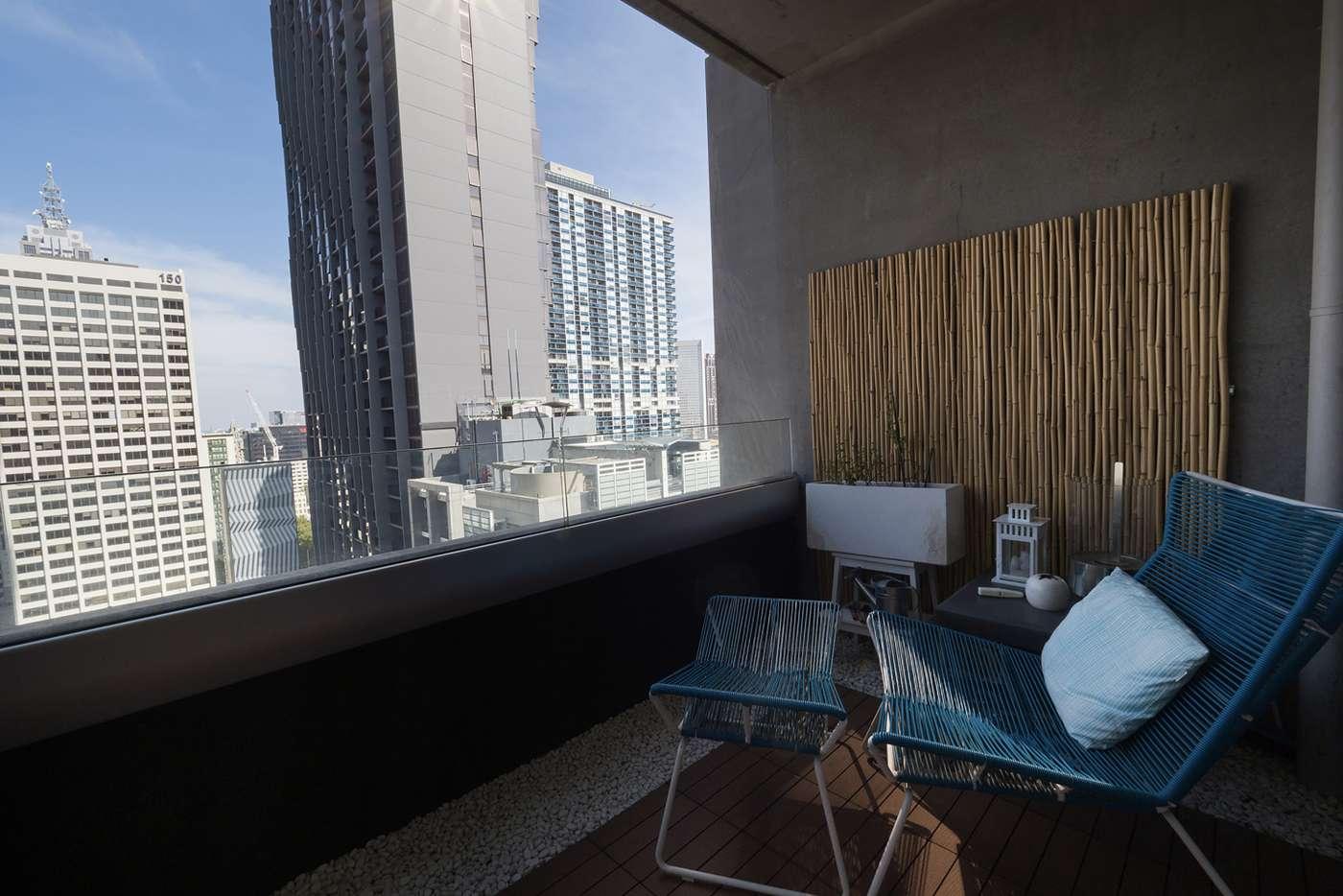 Seventh view of Homely apartment listing, Unit 1610/68 La Trobe St, Melbourne VIC 3000