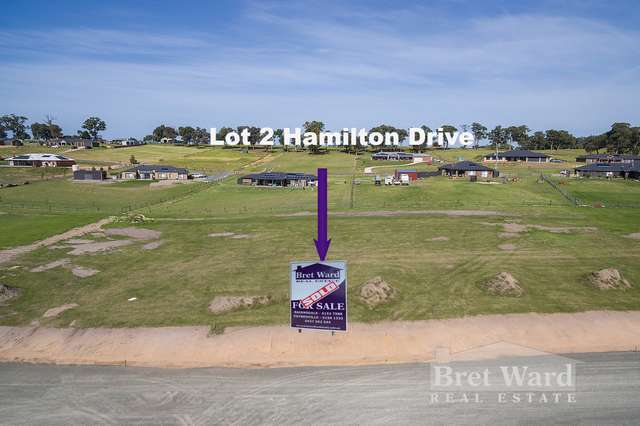 Lot 2 Hamilton Dr, Wy Yung VIC 3875