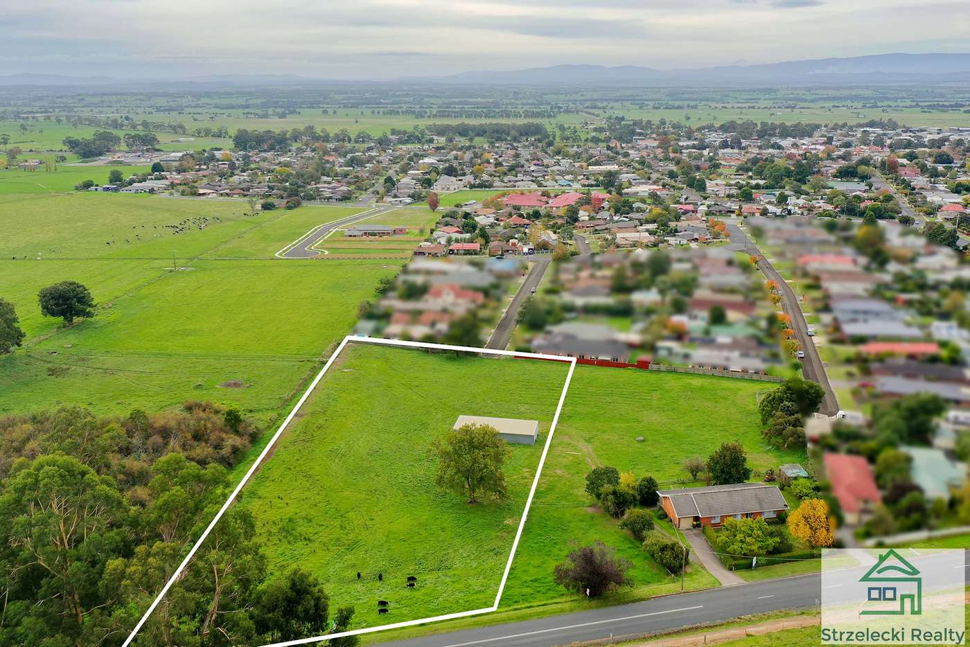 Main view of Homely residentialLand listing, Lot 1, 22 Giles Rd, Trafalgar VIC 3824