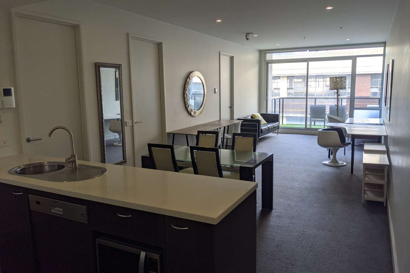 Main view of Homely apartment listing, 301/95 Berkeley St, Melbourne VIC 3000