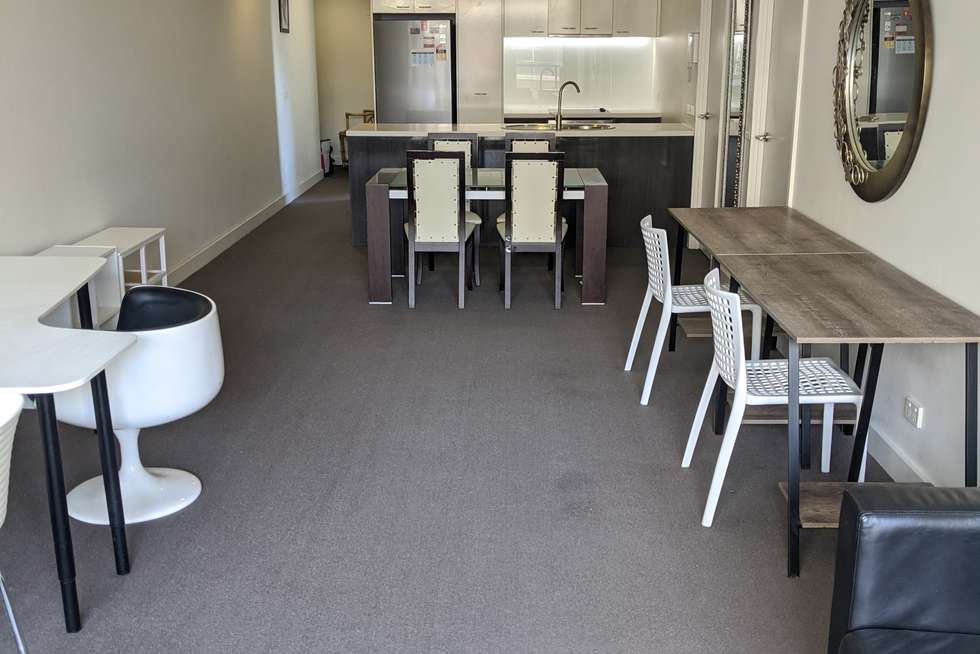 Second view of Homely apartment listing, 301/95 Berkeley St, Melbourne VIC 3000