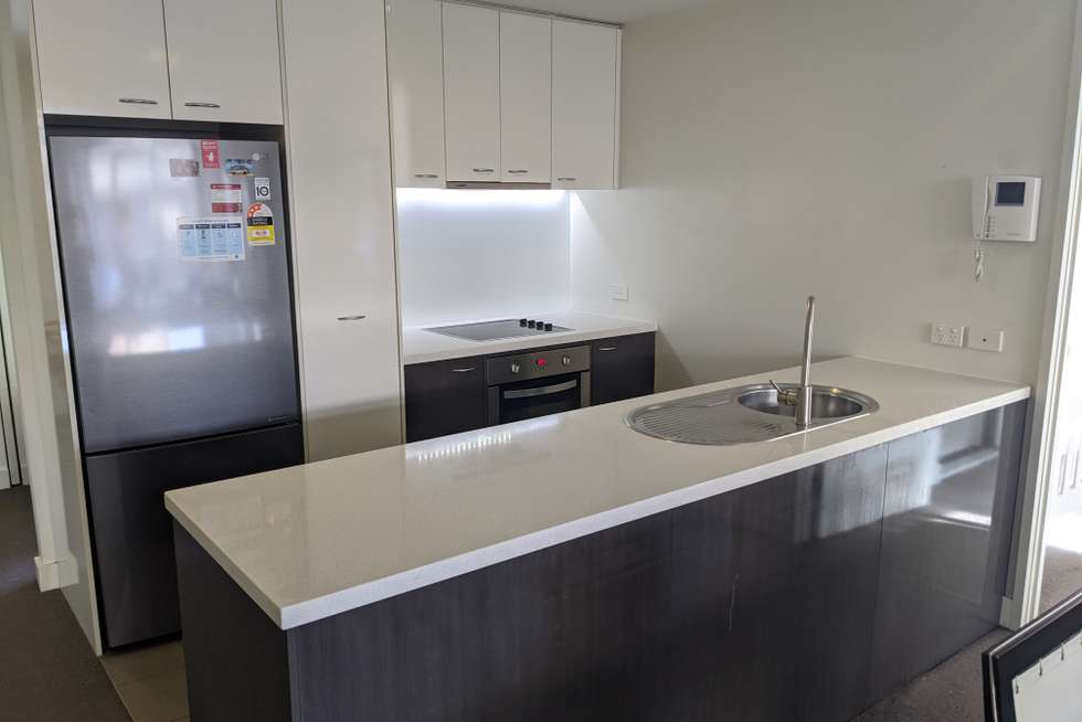 Third view of Homely apartment listing, 301/95 Berkeley St, Melbourne VIC 3000