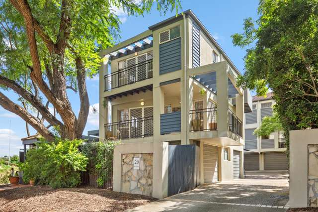 1/20 Keith St, St Lucia QLD 4067