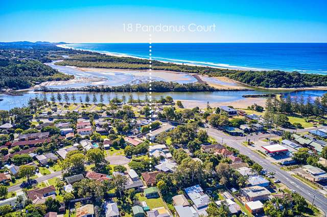 18 Pandanus Ct, Brunswick Heads NSW 2483