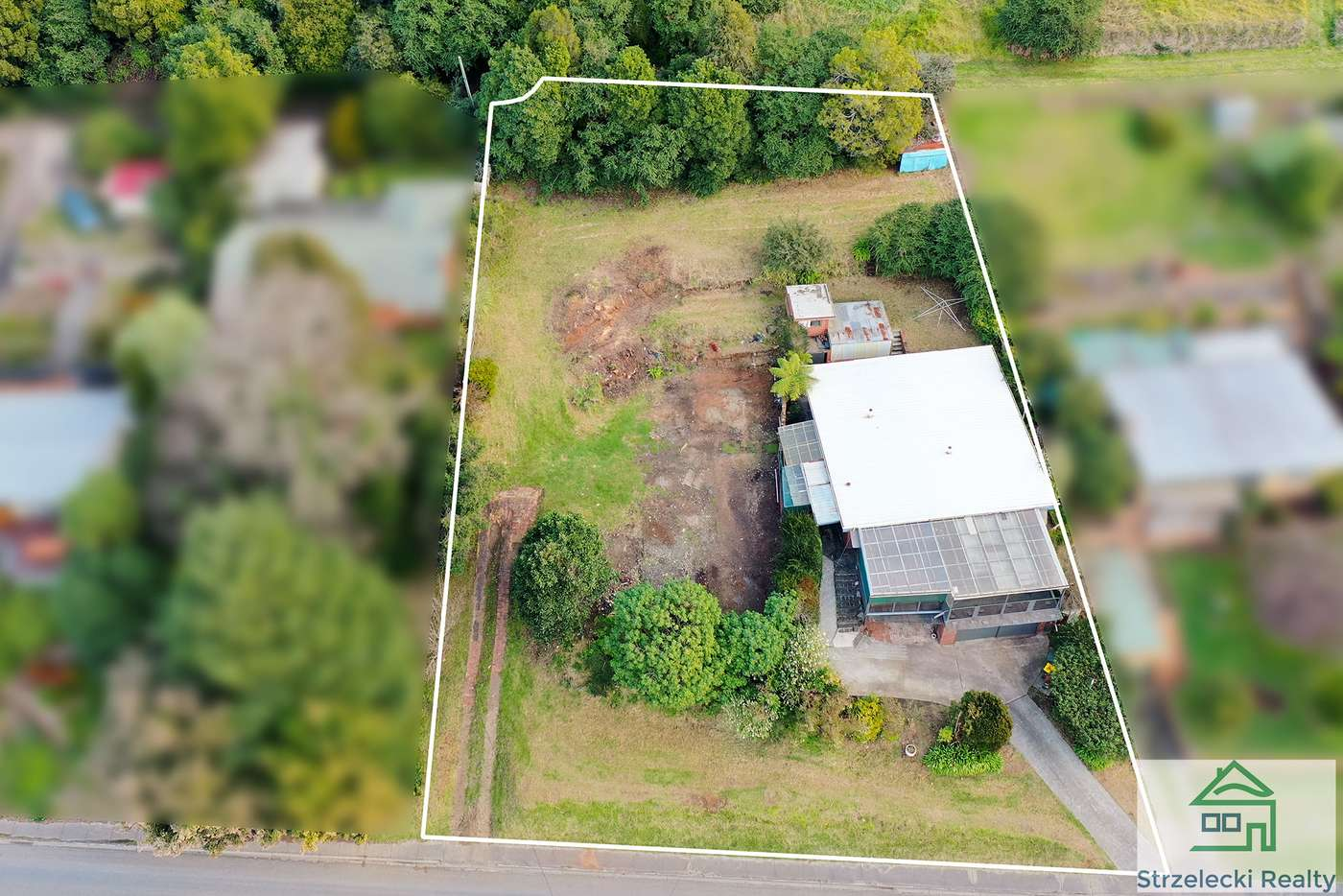 Main view of Homely house listing, 97-99 Thorpdale Rd, Trafalgar VIC 3824
