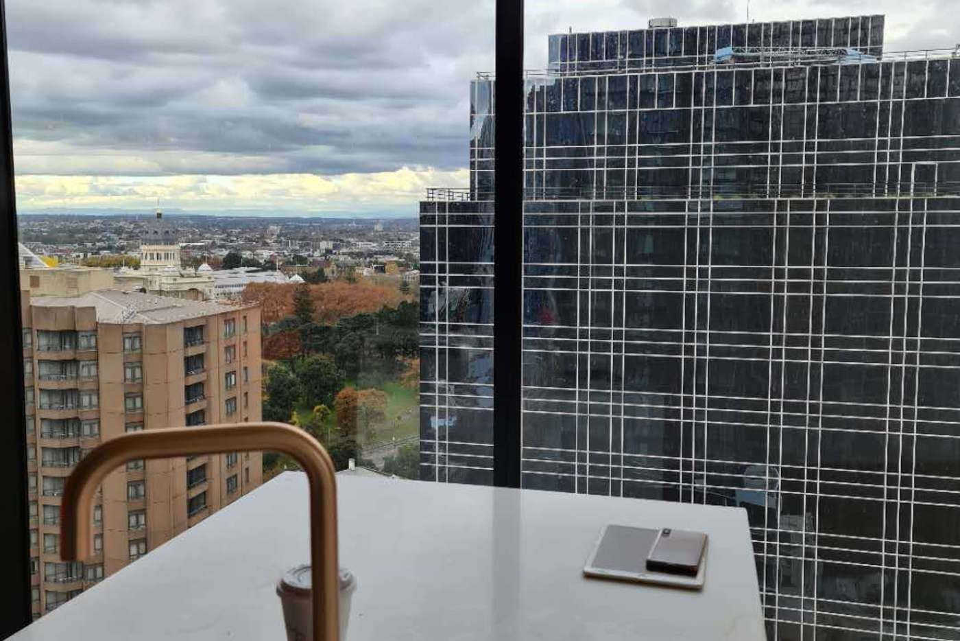 Main view of Homely apartment listing, L23/141 La Trobe Street, Melbourne VIC 3000