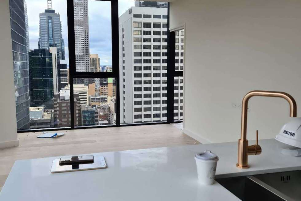Second view of Homely apartment listing, L23/141 La Trobe Street, Melbourne VIC 3000