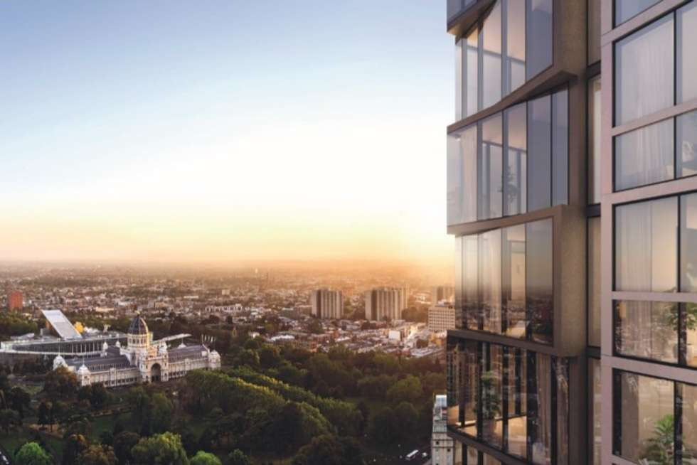Fourth view of Homely apartment listing, L23/141 La Trobe Street, Melbourne VIC 3000