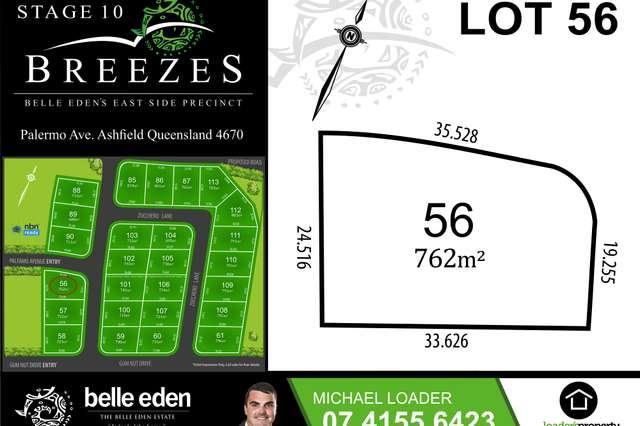 Lot 56 Montepaone Avenue, Ashfield QLD 4670