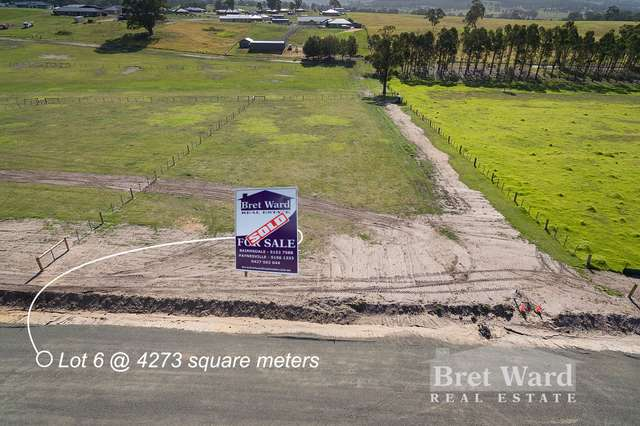 Lot 6 Hamilton Dr, Wy Yung VIC 3875