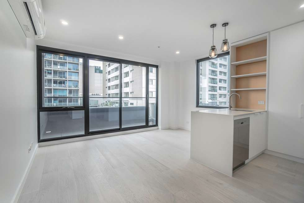 Second view of Homely apartment listing, 403/386-390 Spencer Street, West Melbourne VIC 3003