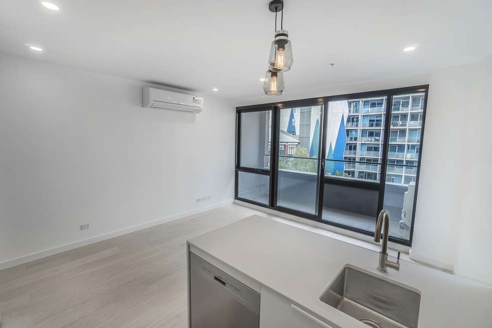 Third view of Homely apartment listing, 403/386-390 Spencer Street, West Melbourne VIC 3003