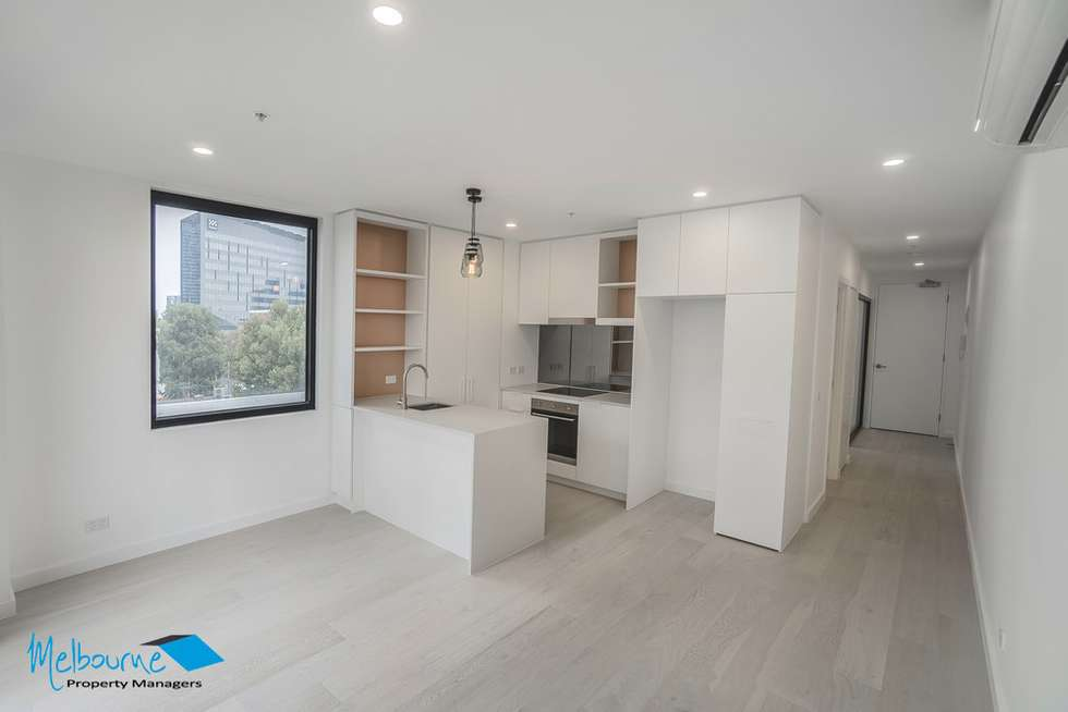 Fourth view of Homely apartment listing, 403/386-390 Spencer Street, West Melbourne VIC 3003