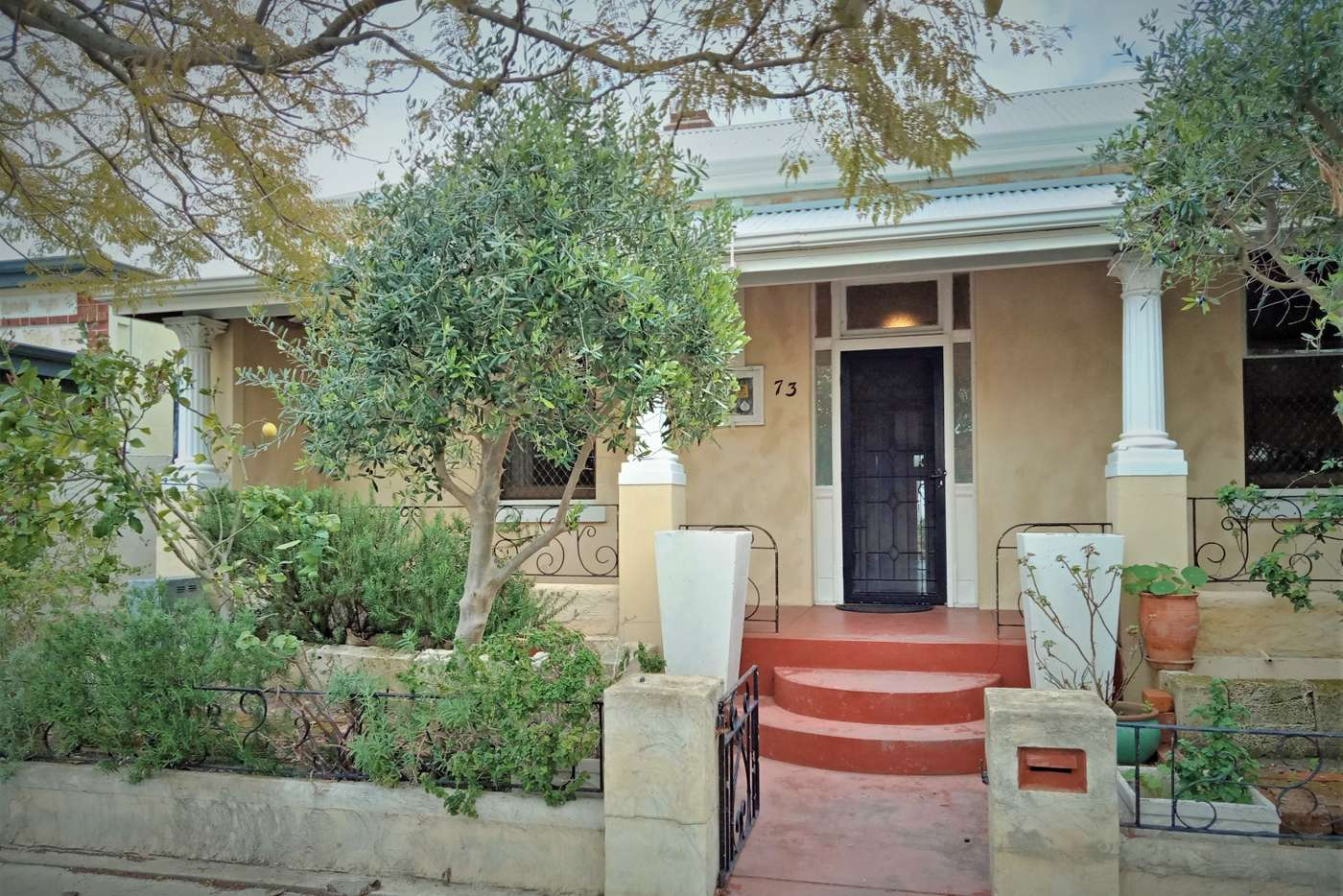 Main view of Homely house listing, 73 Attfield St, Fremantle WA 6160