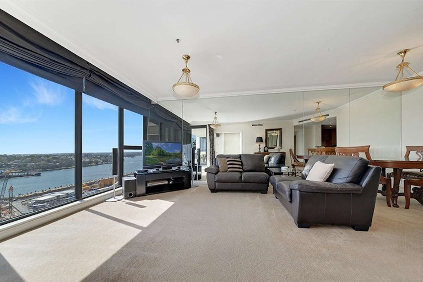 Main view of Homely apartment listing, 1003/183 Kent Street, Sydney NSW 2000