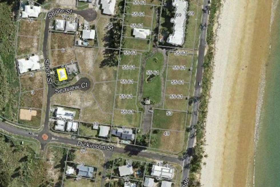 Fifth view of Homely house listing, 1/1 Seaview Court, Wongaling Beach QLD 4852