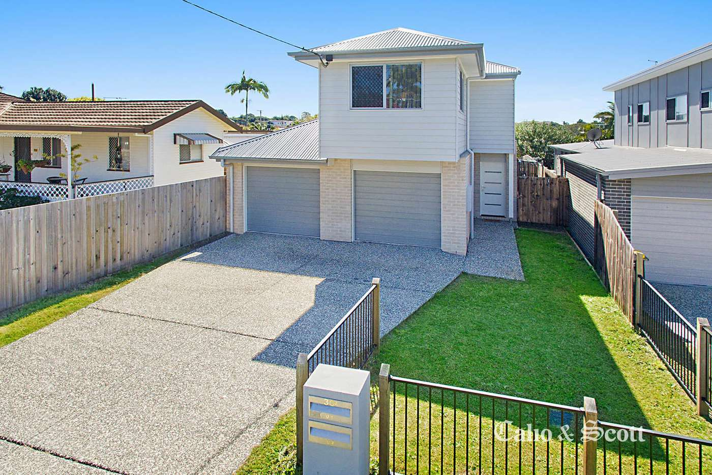 Main view of Homely house listing, 30A Keenan Street, Margate QLD 4019