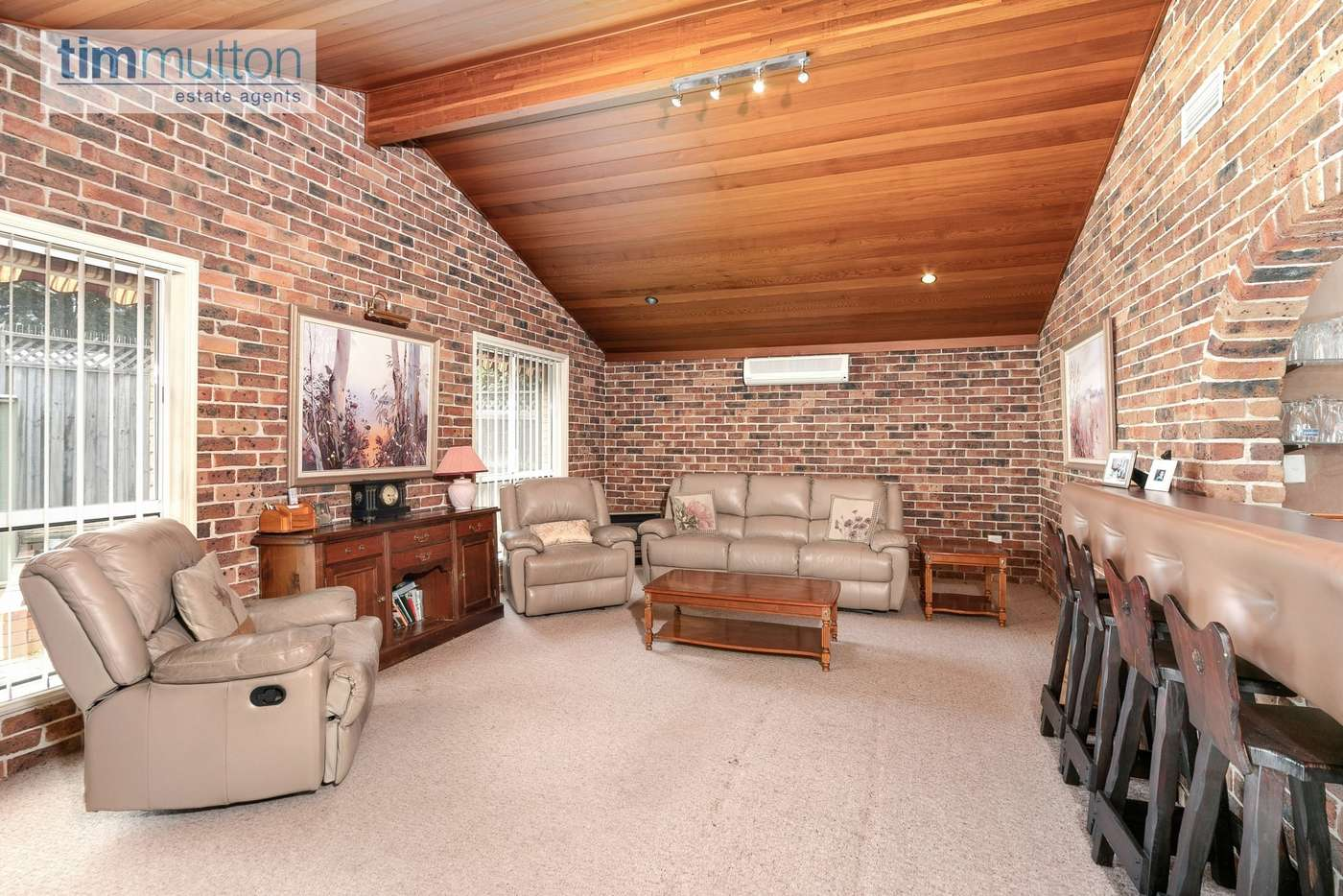 Fifth view of Homely house listing, 5 Cherie Pl, Bass Hill NSW 2197