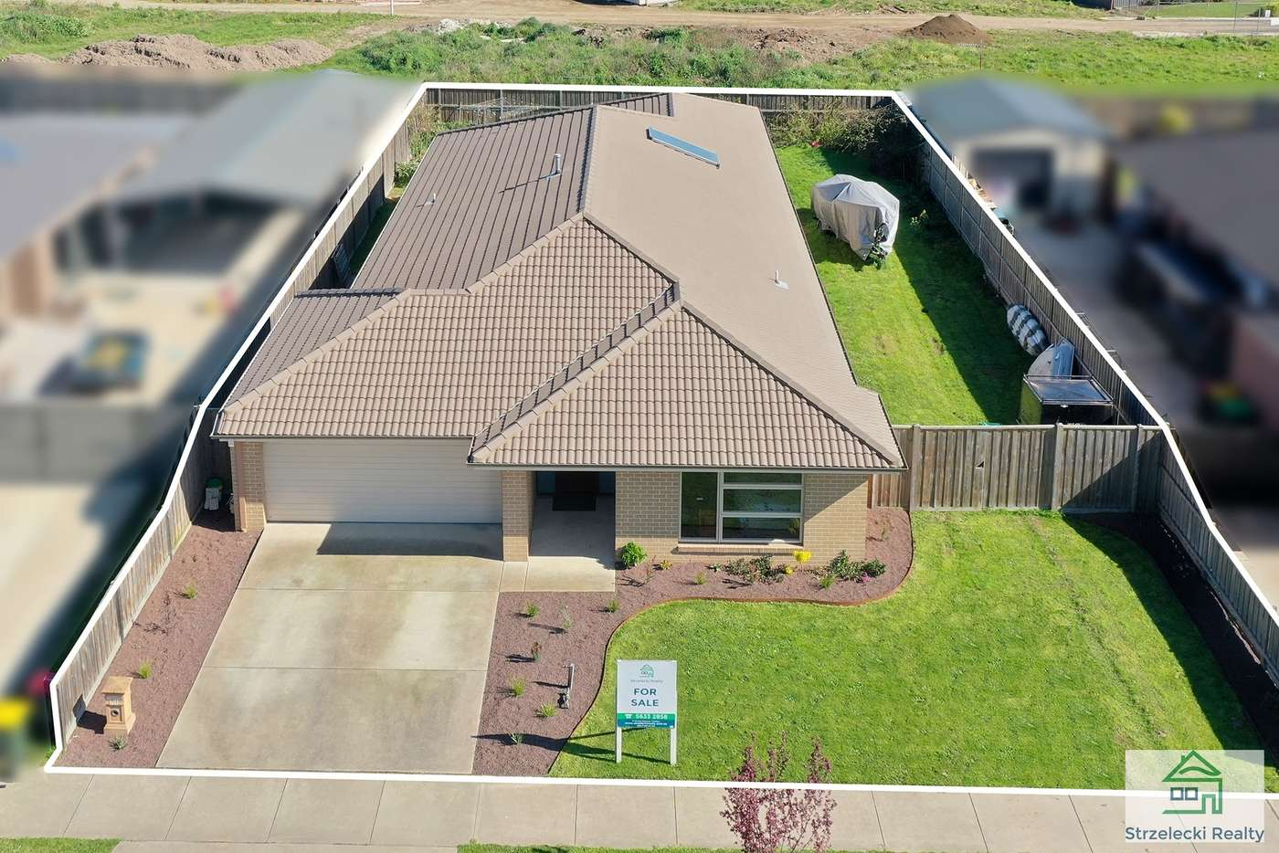 Main view of Homely house listing, 71 Davey Drive, Trafalgar VIC 3824
