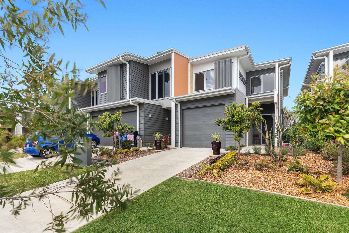 Main view of Homely townhouse listing, Unit 8/19 Riviera Pl, Mountain Creek QLD 4557