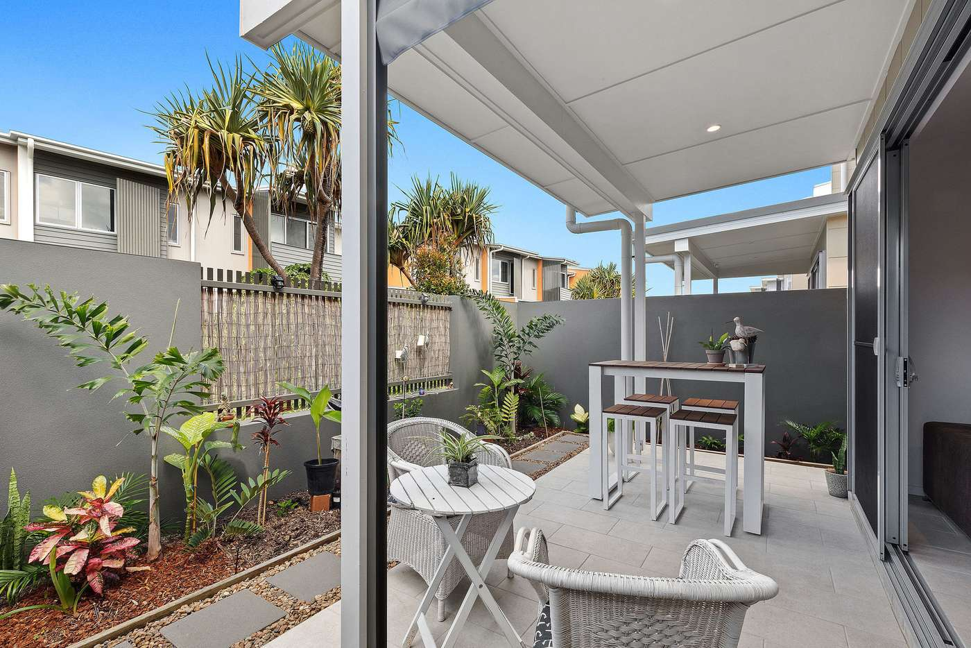 Sixth view of Homely townhouse listing, Unit 8/19 Riviera Pl, Mountain Creek QLD 4557
