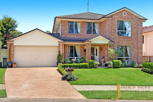 9 Craigmore Dr, Kellyville NSW 2155