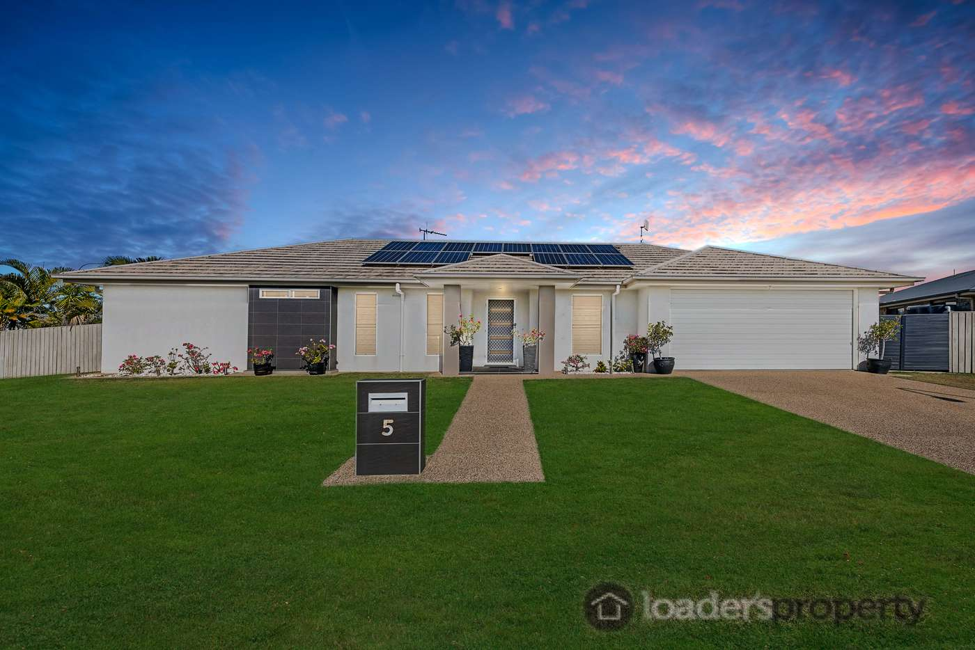 Main view of Homely house listing, 5 Starfish Cres, Bargara QLD 4670