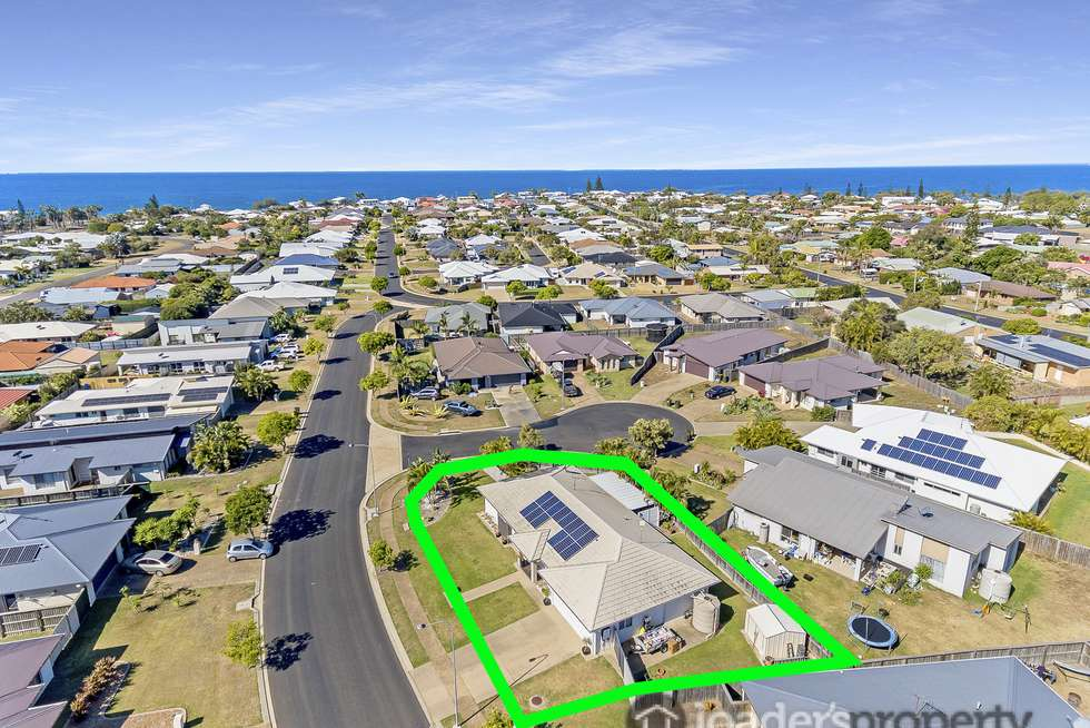 Second view of Homely house listing, 5 Starfish Cres, Bargara QLD 4670