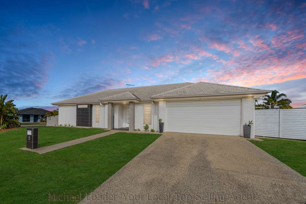 Third view of Homely house listing, 5 Starfish Cres, Bargara QLD 4670