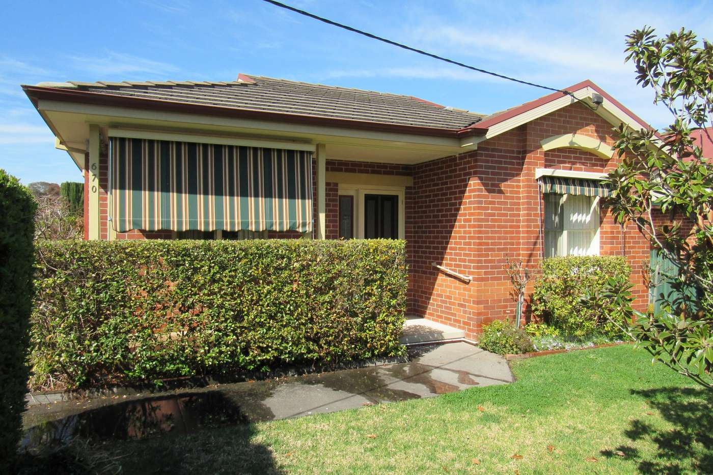 Main view of Homely townhouse listing, Unit 1/670 Jones St, Albury NSW 2640