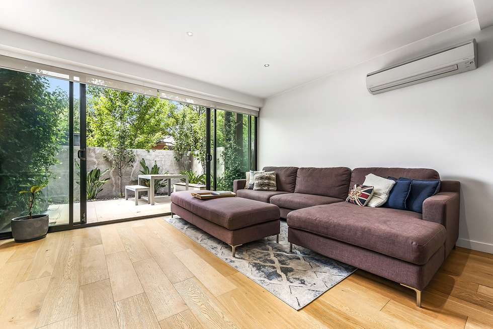 Second view of Homely apartment listing, Unit 4/83 Asling St, Brighton VIC 3186