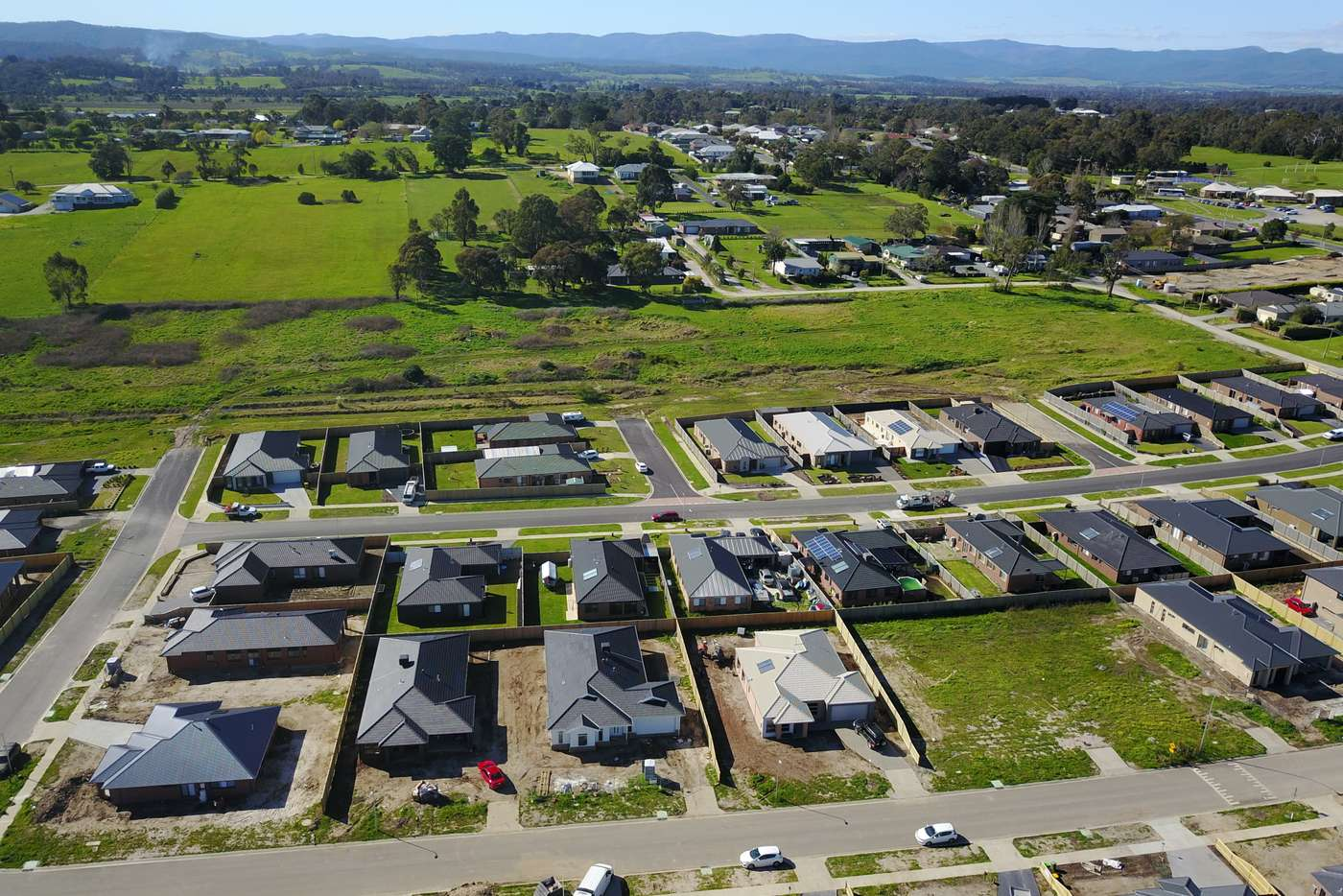 Main view of Homely residentialLand listing, Lot 430 Nylander Road (Bunyip Meadows), Bunyip VIC 3815